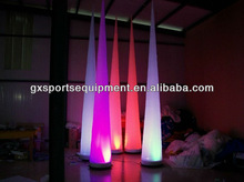 Hot Selling Color Changing LED Light Inflatable Lighting Cone Inflatable Party Decoration with Remote Control