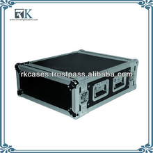 4U 4 Space Computer Network Server Rack Mount Cabinet Flight Case