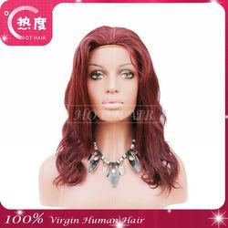 hot hair AAAAA hot selling fashionable baby pink wigs