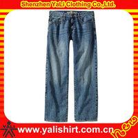 Contemporary customer's men rhinestone jeans