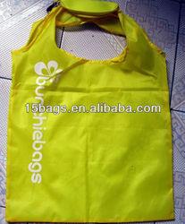Fashion promotion fruit shape recycle supermarket bag