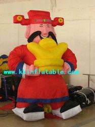 inflatable cartoon figure, inflatable custom character
