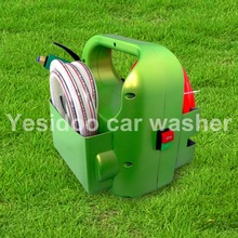 Multi - function electric car washer for car washing,windows,spray flowers