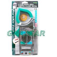 HOT SALE! Brand ProSkit MT-3266 3 1/2 Hand Held Auto Range Digital Clamp Meter Multimeter
