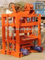 QTJ4-35C hot selling coal ash brick making machine