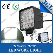Lighstorm auto LED flood work light 48w led work light for heavy duty , boat , suv atv super bright fog lamp
