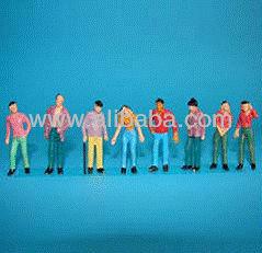 modelo a escala figuras humanas