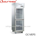 G0.5L2FT Stainless Steel Fridge