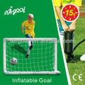 Baratos uniformes de futebol de china( portable& gol de futebol inflável)