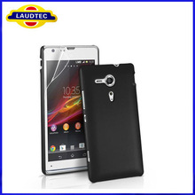 High Quality Super Scrub Shield for Sony M35h,Brand New Back Cover Case For Sony Xperia SP
