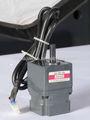 Sin escobillas dc 24v 15w motor con reductor del engranaje electrónico y modulador 1:3 ratio