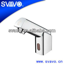 Retail - Luxury Alloy Infrared Sensor Faucet, Chrome Finish Induction Tap V-AF5014