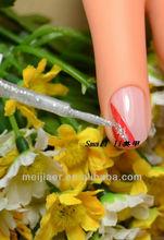 Two way nail art pen/drawing and painting nail pen for nail