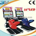 bwrc1032นิ้วเครื่องเกมจำลองเกมเครื่องmanxttรถจักรยานยนต์