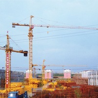 QTZ63(TC5013A) Tower Crane
