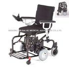Folding light weight aluninium cuff gloves for handicap wheelchair push gloves