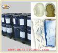 Silicone líquido, silicone rtv, silicone para moldes de concreto