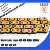 hot sale conveyor chain,chain sprocket cheap motorcycle parts,transmission kit chain of nissan time z24