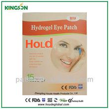 Chinese spa skin care collagen crystal good eye bag mask