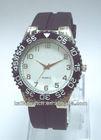 2013 fashion man violet watch/Japan movt Wrist watches men watch