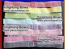 Hot sales different colors elastic chevron Headband !cute Kids chevron headband !,Fashion kids' elastic headband !WH-789
