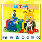 LT-2170A Colorful worm tunnel toy