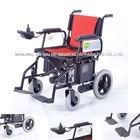Folding light weight aluminium baby wheelchair