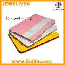 high quality leather case for ipad mini 2