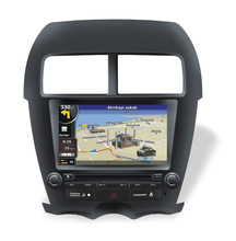 Citroen C4 aircross GPS navigation multimedia DvD USB Bluetooth carkit SD iPod iPhone interface