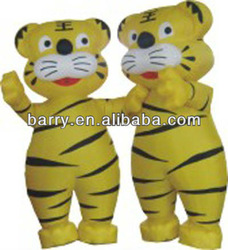Interesting inflatable moving cartoon,inflatable moving cartoon for sale