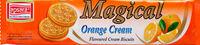 Cream Cracker/Crispy Biscuit