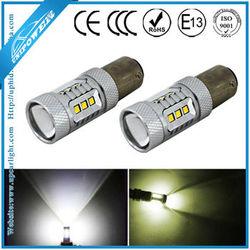 Newest 15W smd led brake light bulb / turn signal brake light / smd led car brake light 1156(BA15S/BAU15S)/1157(BAY15D/BA15D)