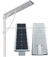 integrated desin solar garden light high efficiency polycrystalline silicon solar panel
