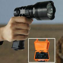 CREE T6 LED 810 LUMEN Power Flashlight FOCUS TORCH Guangzhou direct supplier