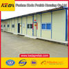 Durable and reuseable mobile home middle east prefab house