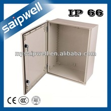 FIBER REINFORCED POLYESTER WITH GLASS CEMENT PLANT CLEAR COVER BOX