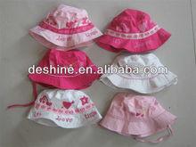 2013 wholesale new fashion baby bucket cap MZ-035
