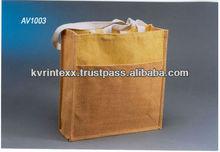 Reusable Strong Jute Shopping Bag