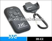 JJC Infrared Wireless Remote Control IR-C2 for Canon Powershot S1 IS replace Canon RC-1,RC-6