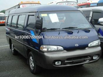 Used buses Hyundai Grace H100