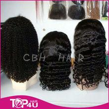 alibaba express in russian 100% russian human hair wig