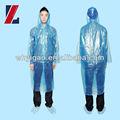 Niedrigen preis einweg pe wasser- beweis erwachsene regenmantel/notfall poncho/regen poncho/regen mantel