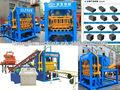 Qt4-15d hydroform cendres volantes briques machines