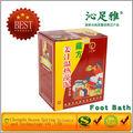 mejor venta de la piel de los pies de los productos con material de la naturaleza