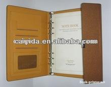 Diary book 2012
