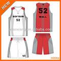 oem personalizada de baloncesto uniforme para las mujeres