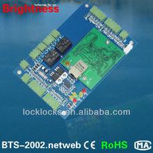 biometric security door access control system