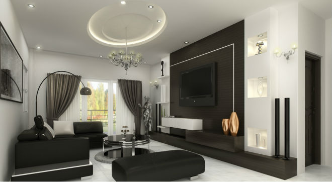 3d visualizer interior design photo detailed about 3d