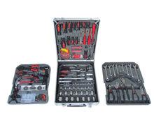 LB-428 186pcs Tools set in aluminium case,hardware tool