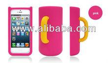 MUG silicone case for iPhone 5
